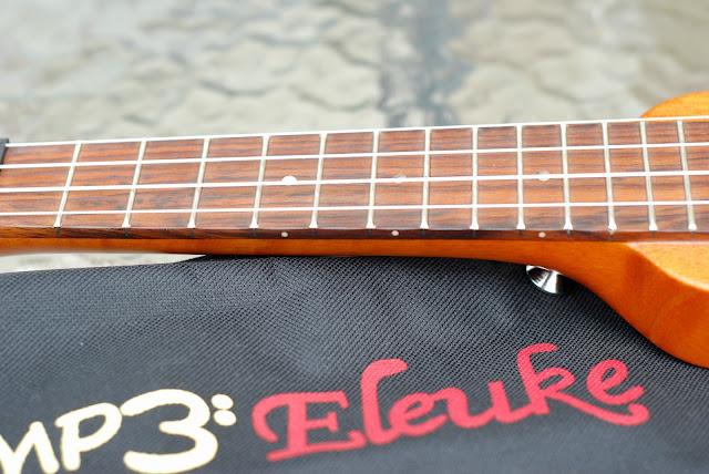 eleuke peanut ukulele neck
