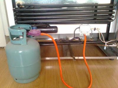 Tìm hiểu các loại Gas dùng trên tủ lạnh