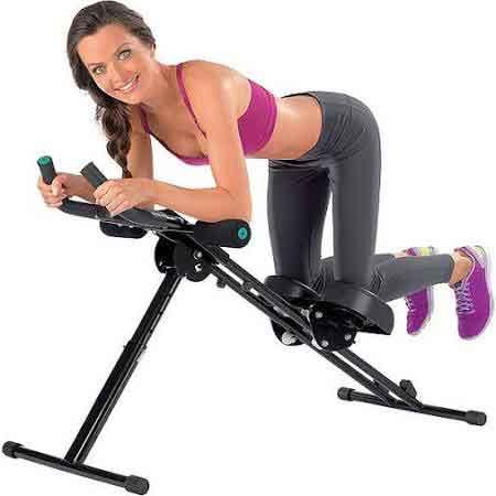 Fitmaxx 5 Fitnessgerät 5 individuell einstellbare Schwierigkeitsstufen