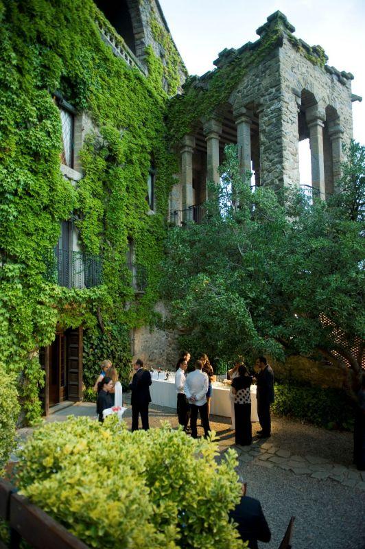 Los caseríos y las fincas para boda más bonitas en Barcelona