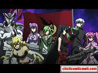 akame ga kill anime terbaik sepanjang masa nomor 22