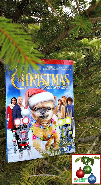 holiday gift guide, holiday gifts, Joey Lawrence, family friendly movies, Christmas movies, Dove approved movies