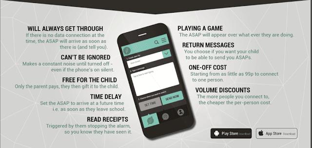 Dad invents ReplyASAP app