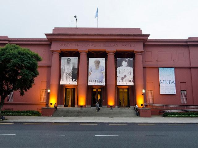 Visitar os museus em Buenos Aires no mês de maio