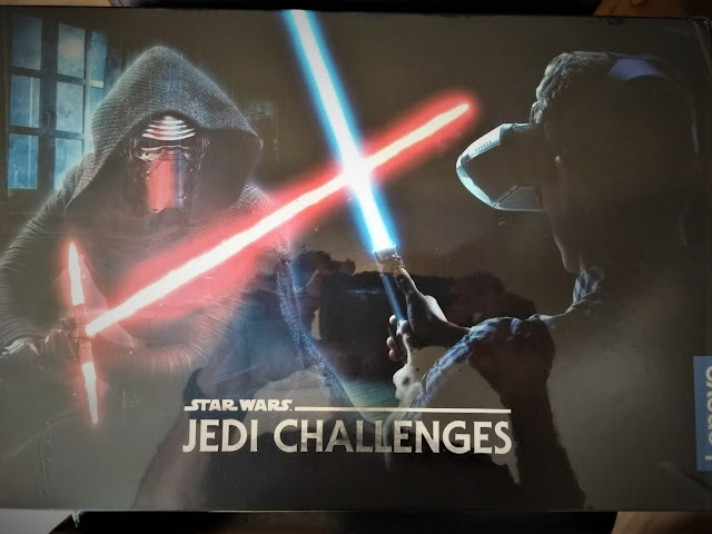 Star Wars: Jedi Challenges box