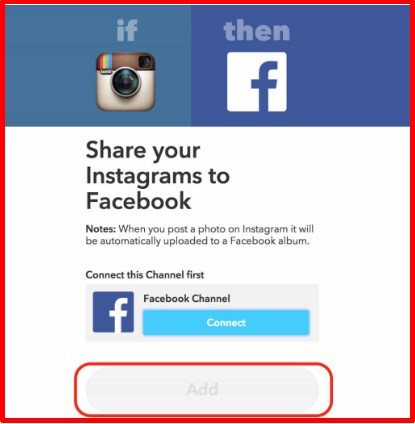 how to share instagram photos on facebook after posting