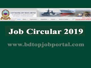 CDDL Job Circular 2019