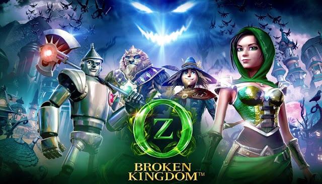 OZ Broken Kingdom Top Games for iPhone 7