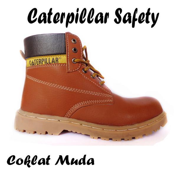 Jual Sepatu Caterpillar KW Murah Surabaya  Jual Sepatu Safety ... 1193670e1e