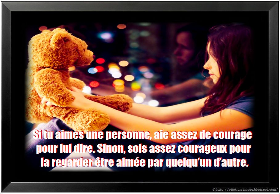 Posted by Blogger Name . Category: amour , citation triste , image ...
