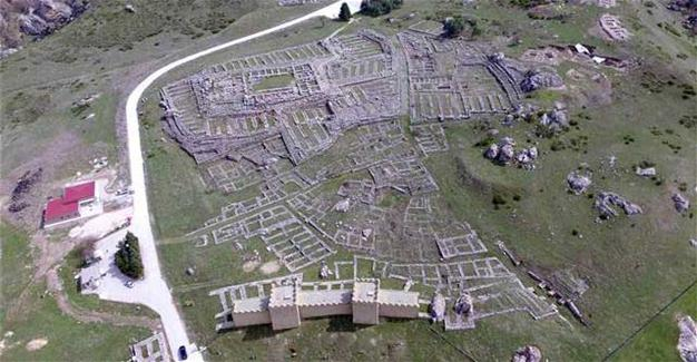 Life of Hittites to be 'revived' with village in Hattusha