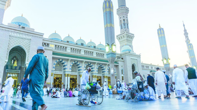 As a Muslim travelers, don't forget to pray too (arabnews.com)