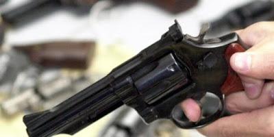 PB tem redução no número de homicídios e aumento nas apreensões de armas de fogo