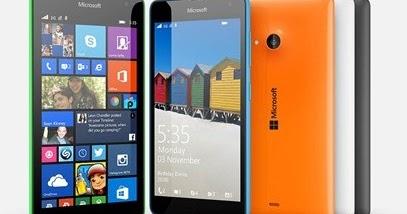 Microsoft Lumia 535 Hape Berharga Murah Spek Quad Core