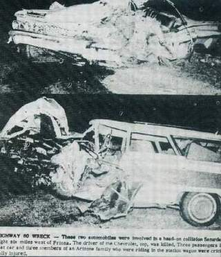 El accidente William Marrion Branham