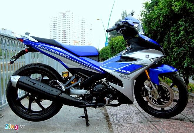 Modifikasi Yamaha Jupiter MX King 150 aKa Exiter T150