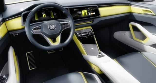 2018 VW Polo Redesign