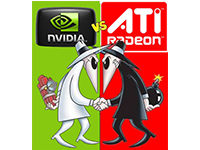 Perbedaan Antara Vga Nvidia Dan Ati Radeon