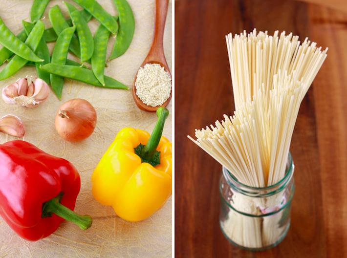 how to cook ramen sesame noodles on wok?