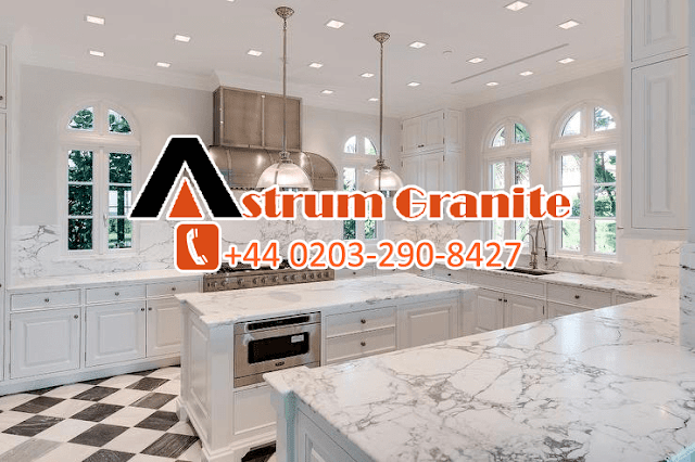 marble kitchen worktops uk
