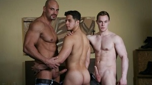 Nicoli Cole, Jan Bavor, Tomas Friedel – The Boyfriend (Bareback)