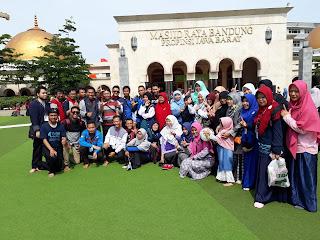Keseruan Munas IV FLP di Bandung Bgaian-2