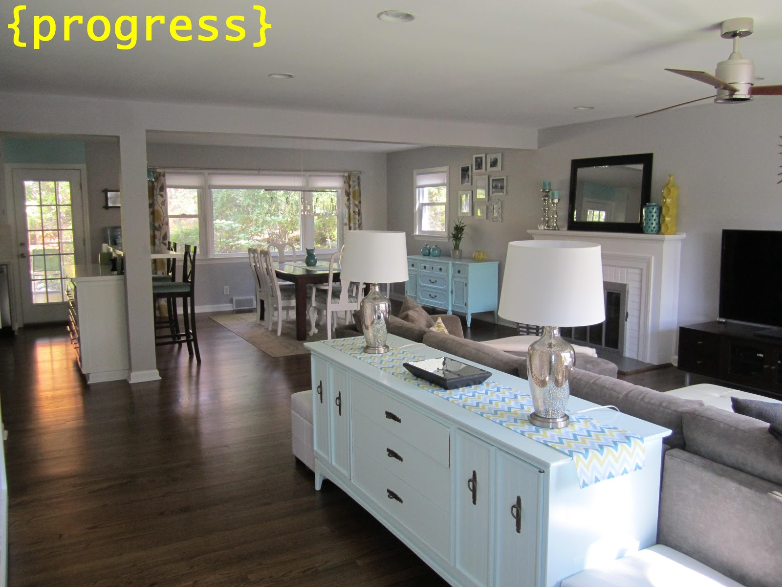 52 Mantels Retro Ranch Renovation Before Amp After