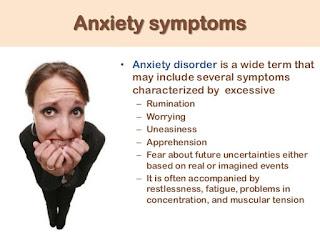 sintomas de ansiedad