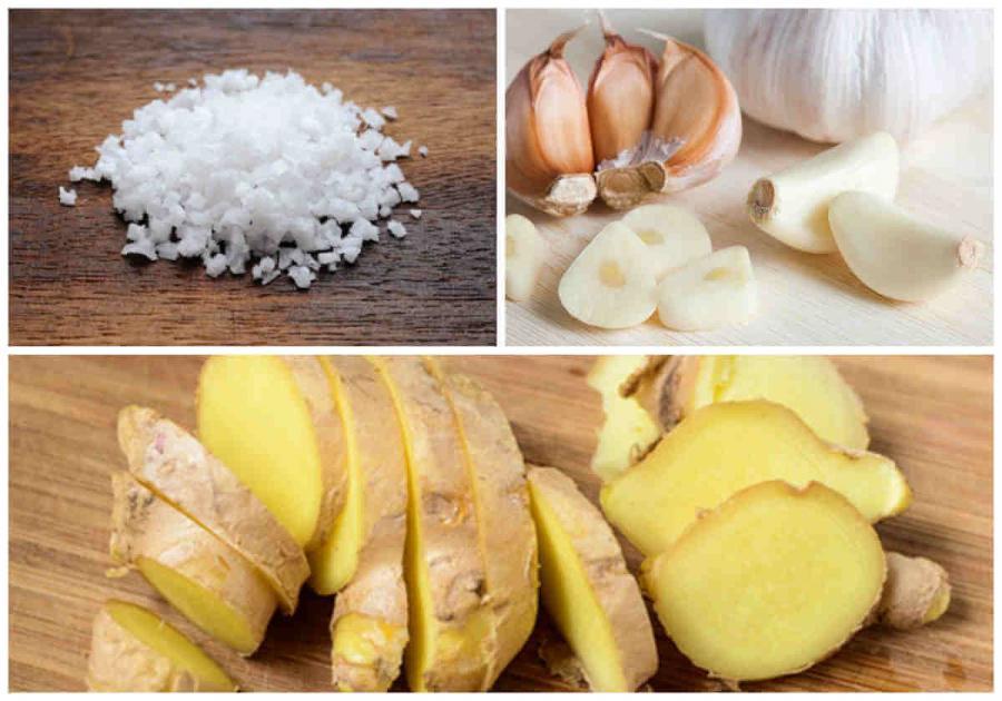 Chữa đau rức răng bằng nguyên liệu có sẵn trong bếp