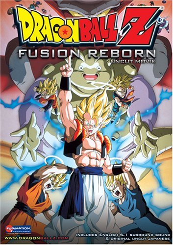 Imagem Dragon Ball Z (Filme 12) – Uma Nova Fusão - HD 720p