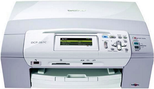 DRIVER FOR BROTHER DCP-387C PRINTER