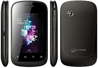 Micromax A52 Phone