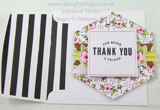 #stampinup, #thecraftythinker, #cardmaking, #cardmakingkit, #sneakpeekoccasionscatalogue, Sneak Peek Lots of Happy Card Kit, Occasions Catalogue 2018, Stampin' Up Australia Demonstrator, Stephanie Fischer, Sydney NSW