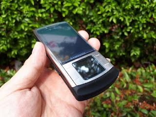 Hape Jadul Samsung U900 Soul Seken Mulus