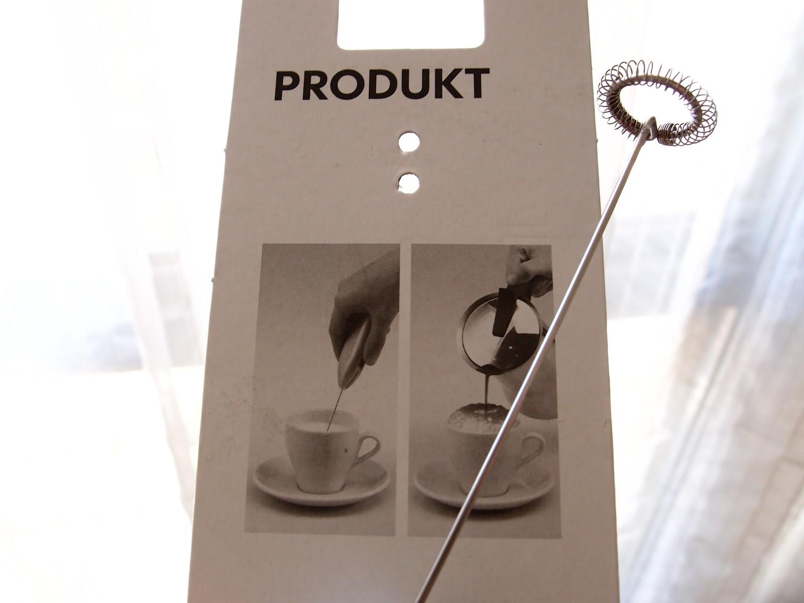 Isis意思異思 : IKEA奶泡器超便宜又好用