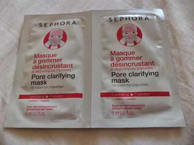 Sephora Pore Clarifying Mask Masker Untuk Wajah Berkomedo