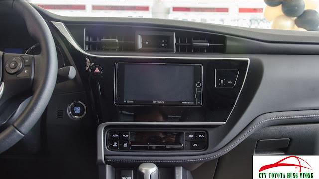 Giá xe, thông số kỹ thuật và đánh giá chi tiết Toyota Corolla Altis 2018 - ảnh 31