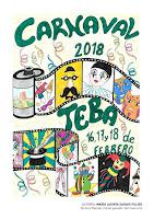 Teba - Carnaval 2018 - María Jacinta Sayago Pulido