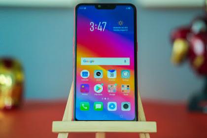 Smartphone Oppo A3S (2018) Spesifikasi dan Harga