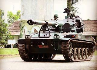 AMX-13 Retrofit TNI AD