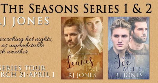 Series Tour: Love For The Season Series 1 & 2 by RJ Jones