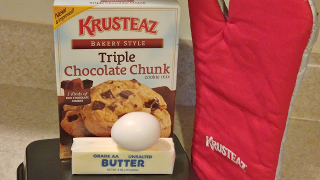 My WAHM Plan: Don't fear  back to school bake sales with Krusteaz!