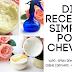 DIY Vapos, Leave-in Hydratant, Crème coiffante, Chantilly de karité faits maisons