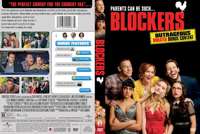 Blockers DVD Cover