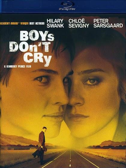 Los chicos no lloran - Boys don't cry - Película