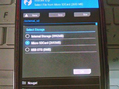 Cara Install Android Nougat Samsung S4 Mini I9190