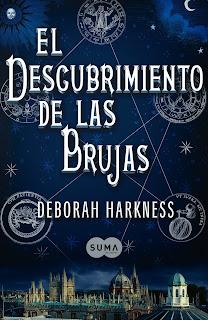 [FRASES LITERARIAS] El descubrimiento de las brujas, de Deborah Harkness