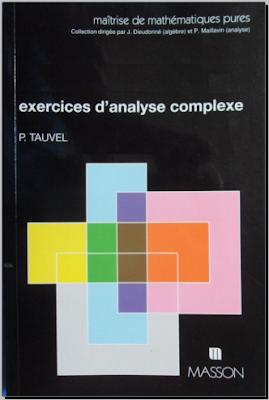 Télécharger Livre Gratuit Exercices d'analyse complexe pdf