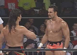 WCW Great American Bash 1998 Review - Eddie Guerrero faced Chavo Guerrero