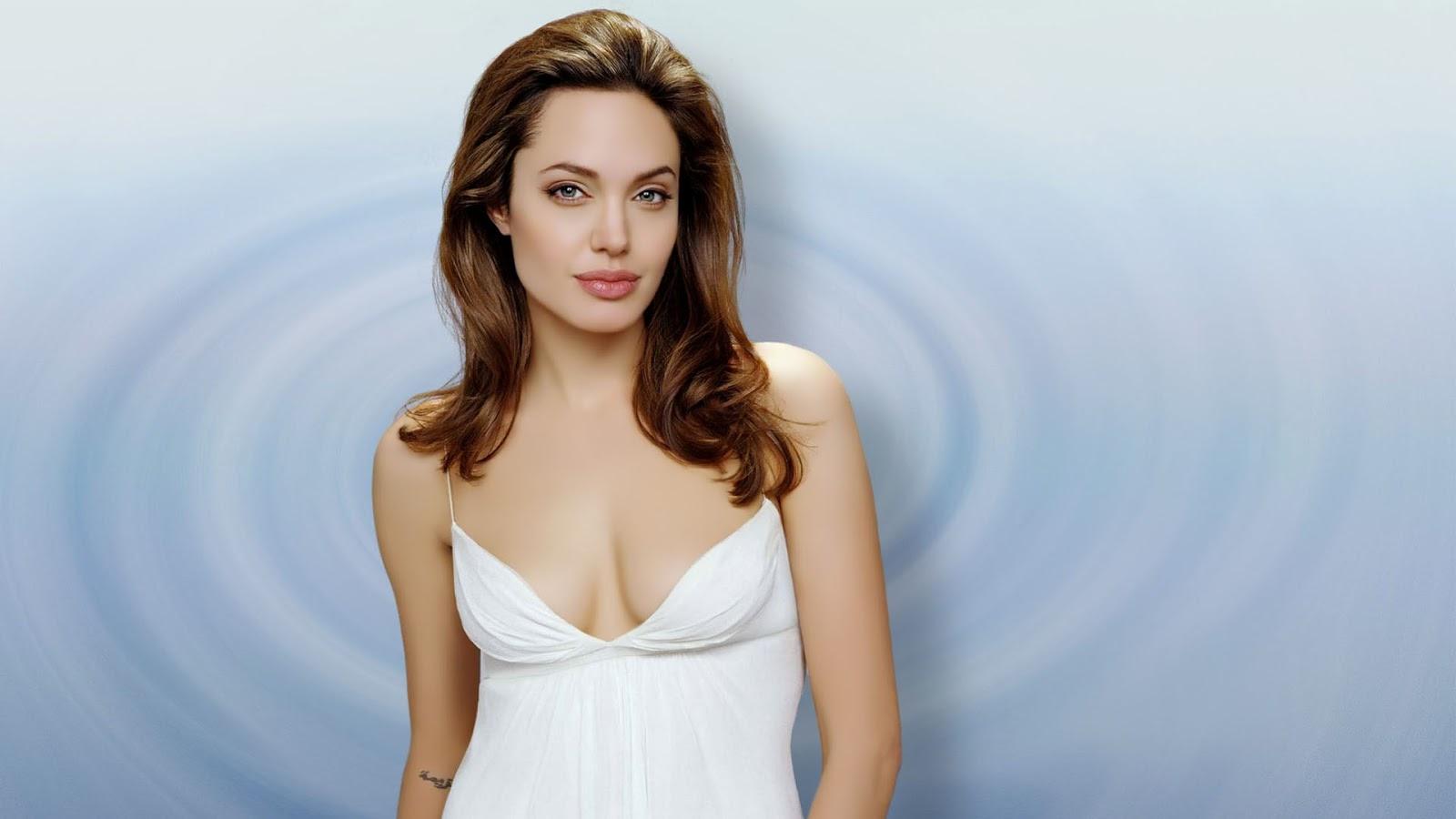 Angelina Jolie Hd Wallpapers: WALL PC: Angelina Jolie Wallpaper